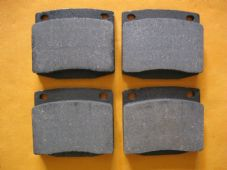 For NISSAN SUNNY B310 (79-82) NEW DISC BRAKE PADS - DB144